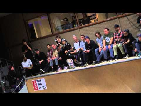Nolla.net TV Gabi Ponce at Vert Attack 9