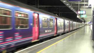 Class 319 (John Ruskin College) - First Capital Connect - St Pancras International Station (HD)