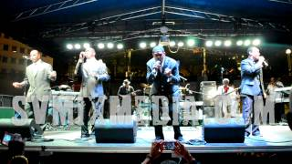 lj reynolds featuring the dramatics ribs and soul festival 2012