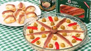 Ensaladilla Rusa Casera | Fácil y Deliciosa