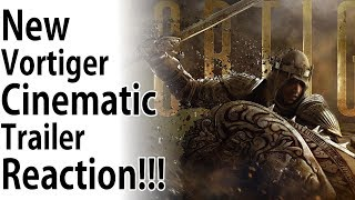 For Honor - NEW VORTIGER CINEMATIC TRAILER REACTION!!! Ohhh God YES!!!