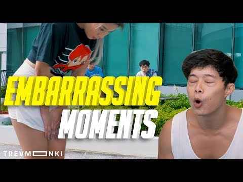 14 Embarrassing Moments Singaporeans Encounter