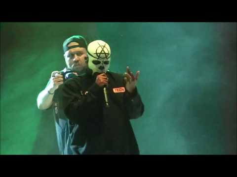 Tech N9ne GOTJ 2016 full set