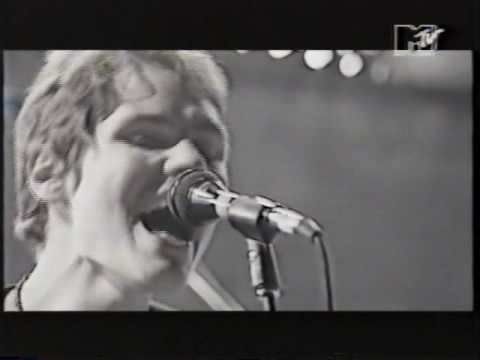 Smashing Pumpkins - 1- Cherub Rock (live MTV Europe studios 10oct93)