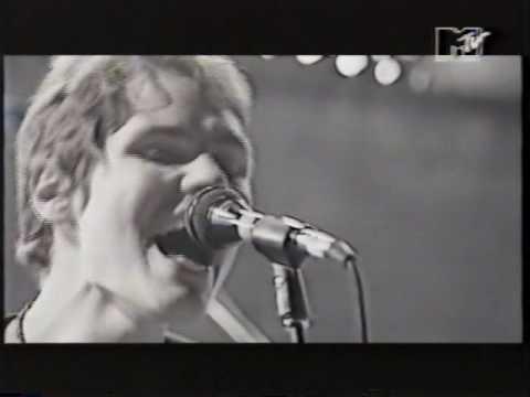 Smashing Pumpkins  1 Cherub Rock  MTV Europe studios 10oct93