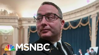 Day 3 Of Impeachment Hearings Brings Four Witnesses To The Hill | The 11th Hour | MSNBC