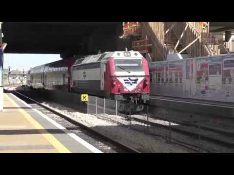 Trains in Israel -רכבת ישראל Rakevet Yisra'el Israel Railways-