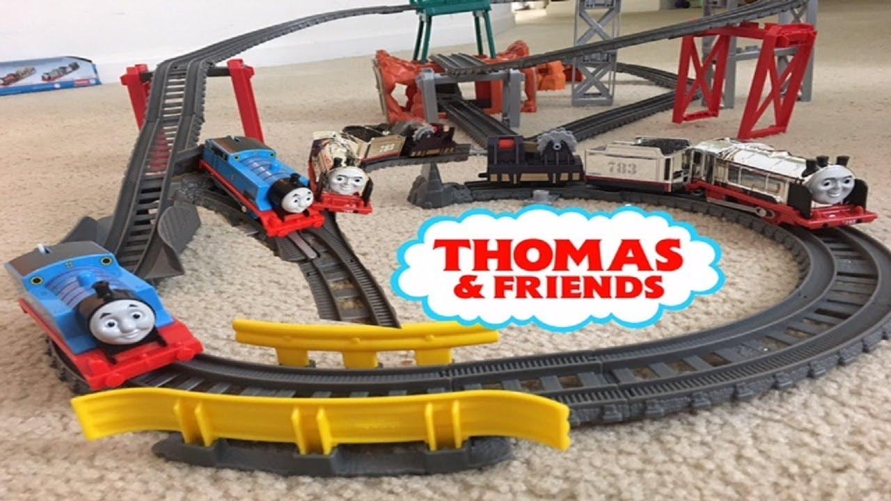 thomas trackmaster layout instructions