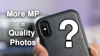 Does More MegaPixels Mean Better Camera Quality on Smartphones?   Random Fridays Ep. 6