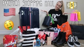 America Shopping Haul!
