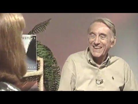 """Rod McKuen Interview on """"Connie Martinson Talks Books"""" (1986)"""