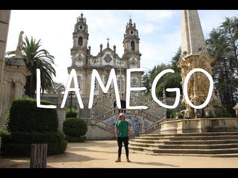 LAMEGO, una de las ciudades más viejas de Portugal | Viajando con Mirko