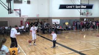 Basketball Skills Competition 2012