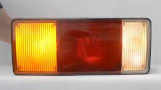Ліхтар задній Hundai HD72 78 HD 120 NON GEN 92401 7A100