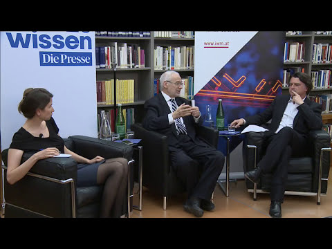 "Erhard Busek ""Europe and Austria: The Shape of the Future?"""