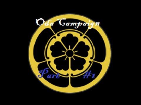 Shogun 2: Oda #1 Never underestimate the Oda!