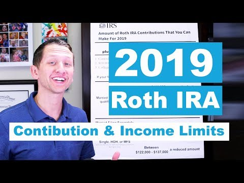 """<span class=""""title"""">Roth IRA contribution limits 2019</span>"""