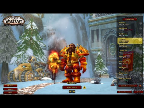 Ret Paladin is RIDICULOUS in Shadowlands (Pre-Patch) - WoW 9.0 Retribution Paladin PvP