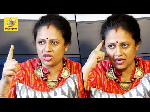 Men's real face will be exposed if ladies forced to talk - Lakshmi Ramakrishnan | Solvathellam Unmai