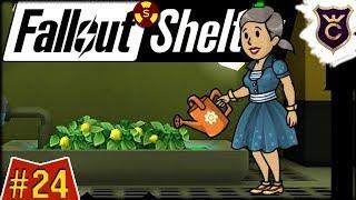 САД И ПОЛЕЗНАЯ СОБАКА | Fallout Shelter Выживание [24]