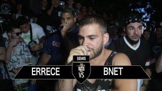 ERRECÉ vs BNET || SEMIS || SUPREMACÍA EMECE || NACIONAL ESPAÑA (SONIDO MESA)