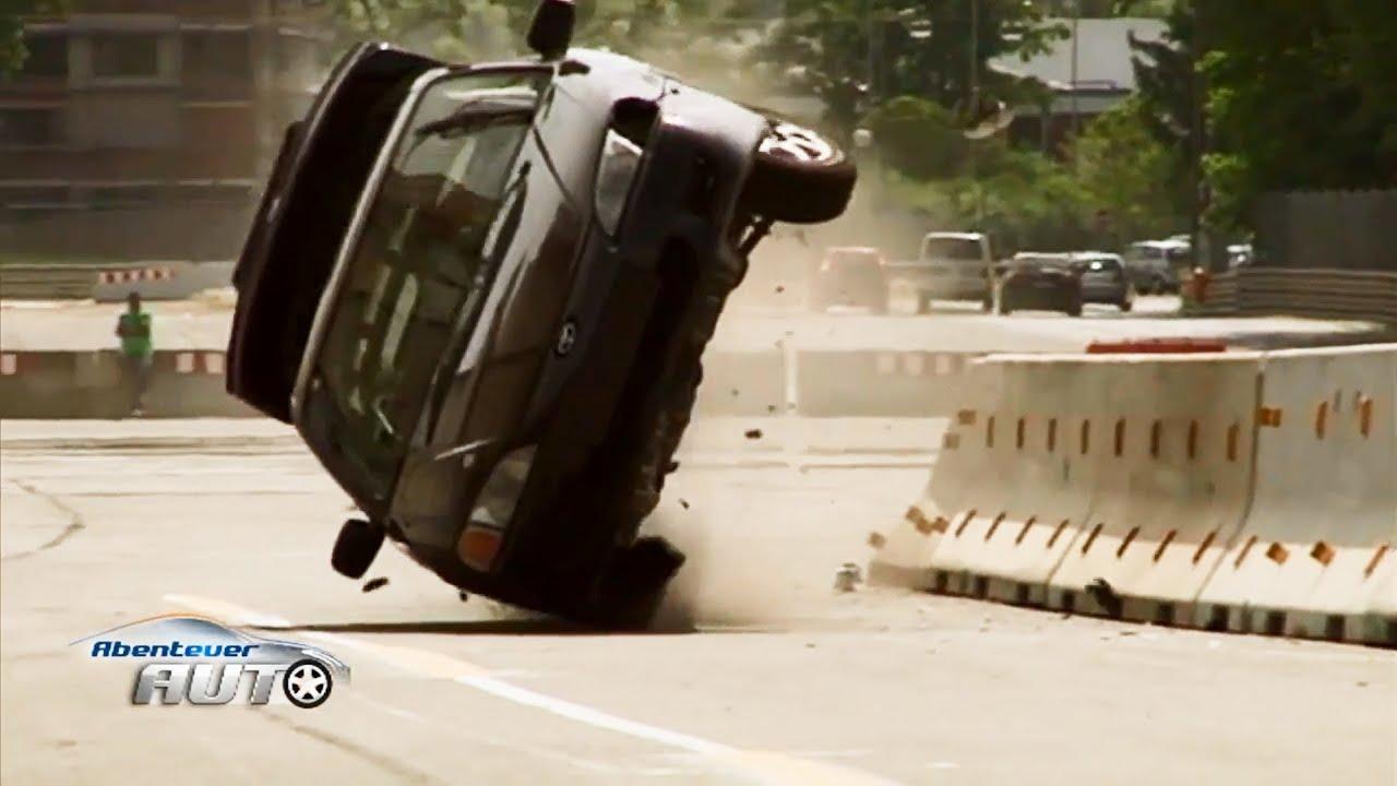 Extremtest: Deutschlands gefährliche Straßen - Abenteuer Auto