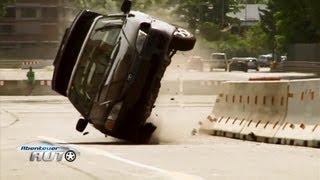 Extremtest: Deutschlands gefährliche Straßen   Abenteuer Auto Classics