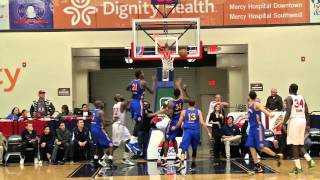 Santa Cruz Warriors 111, Bakersfield Jam 103