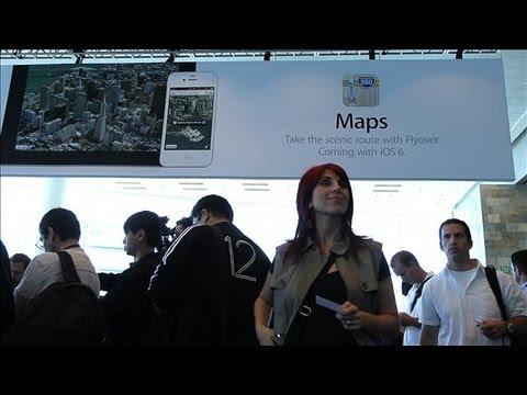 Google Preps Maps App for Apple iPhones