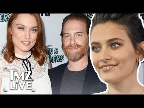 Paris Jackson & Seth Green Allegedly Attacked by Actor!  TMZ Live