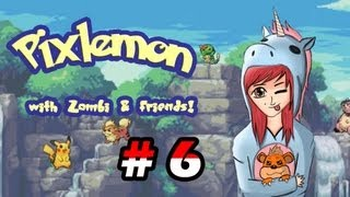 Pixelmon | ep. 6 ft. TheKatukaz | I found my place :D yay!