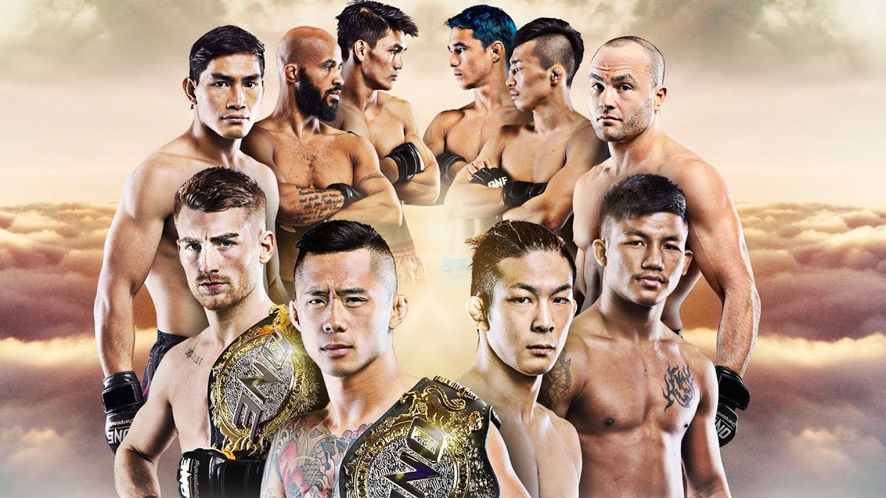 Nguyen vs. Matsushima Event Look-Back   ONE Championship Up Close