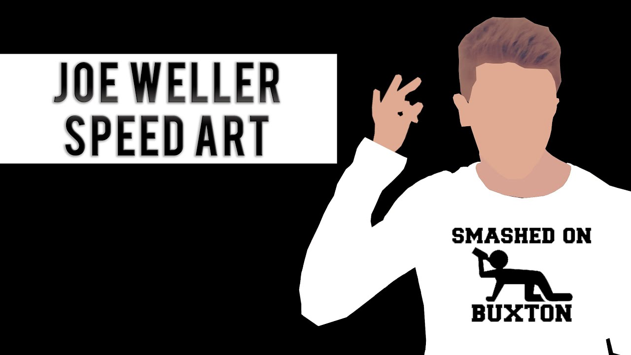Speed Art 1  Joe_Weller_  YouTube