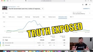 This is what Youtube Paid me for over 100,000 VIEWS *YOUTUBER'S Pay EXPOSED*