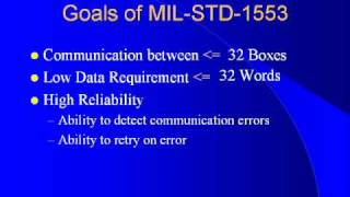 mil std 1553 tutorial part 2   excalibur systems