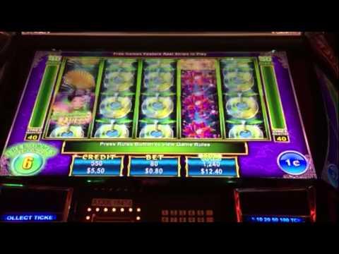 ~*~Bonus!!~*~ Emerald Queen Slot! Nice Win!