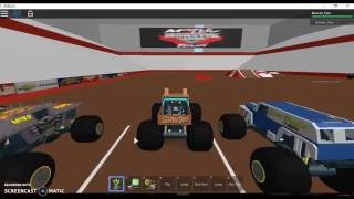 Roblox Monster Jam Freestyle All Parts