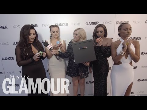 What happened Backstage at Women of The Year Awards 2016 | Glamour UK