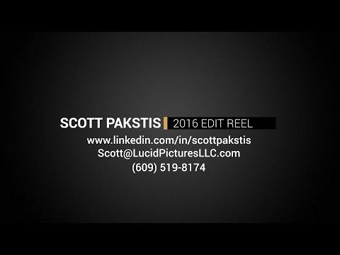 Scott Pakstis - Edit Reel 2016