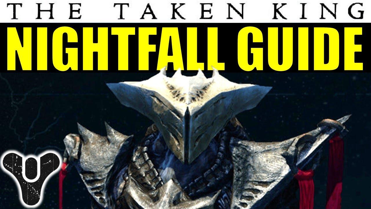 Nightfall matchmaking taken king