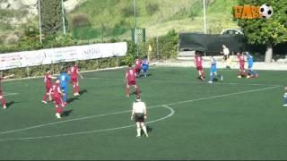 ReggioMediterranea - Locri 1-0 azioni salienti