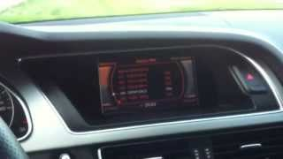 Отзыв Audi A5 Sportback 1.8T ч.1