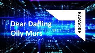 Olly Murs- Dear Darling Karaoke