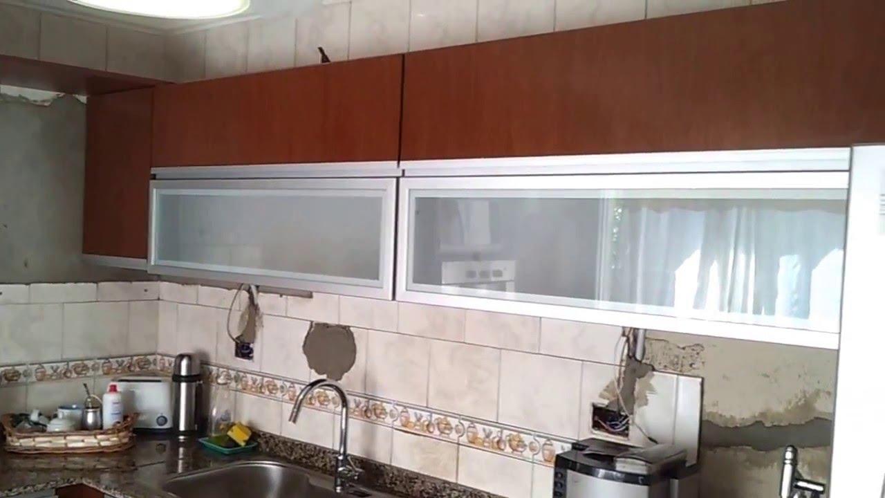 Mueble De Cocina Columna Horno Manijas J Capital Federal