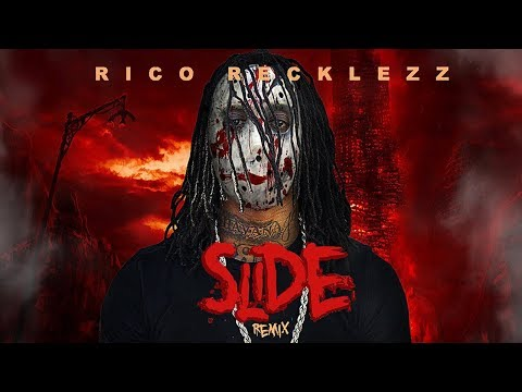 Rico Recklezz - Slide Remix (FBG Duck Diss) [Official Audio]