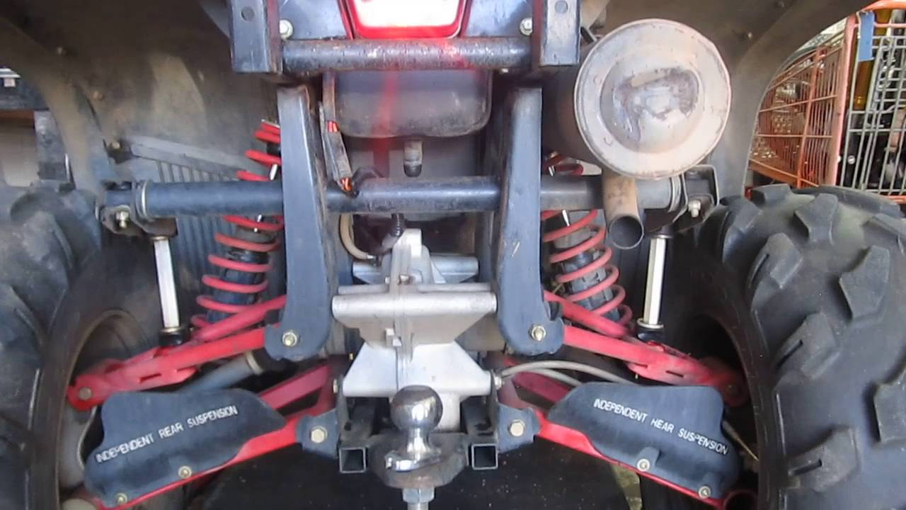 (2003)2005 POLARIS SPORTSMAN 600 TWIN MOTOR AND PARTS FOR