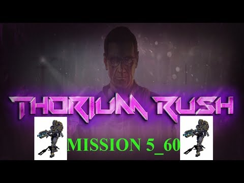 War Commander Operation: Thorium Rush Mission 5_60 Main and Faction Track