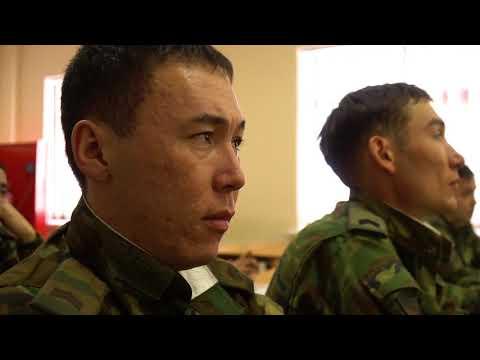 Спасатель – благородная профессия. ДЧС Карагандинской области.