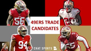 49ers Trade Rumors: 4 Players SF Can Trade To Free Up 2020 Cap Space Feat. Dee Ford & Solomon Thomas
