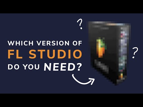 Which Version Of FL Studio Should I Buy?
